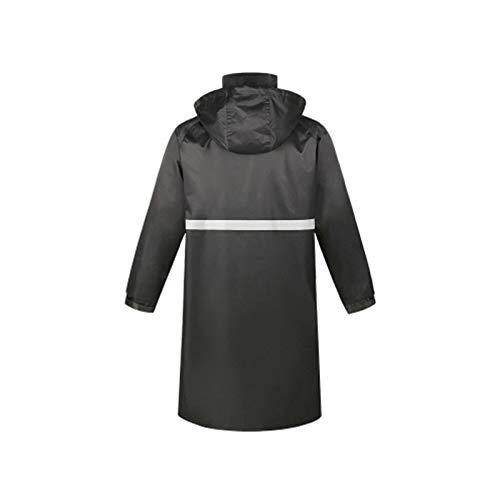 et réutilisable couleur Top noir noir imperméable pour randonnée air plein Waterproof M le voyages souvent en long Jxjjd taille les la camping qITYxw
