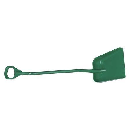 Ergonomic Shovel 13-1/2 Inch W Green by Vikan