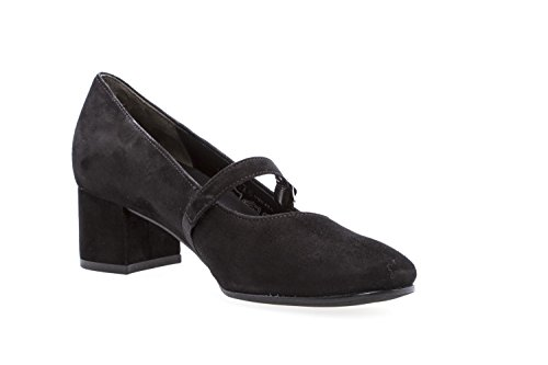 Gabor Women's 72.236.47 Court Shoes Black fHq9U5oxjv