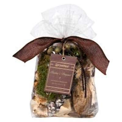 Aromatique Bourbon Bergamot Potpourri Decorative Fragrance Standard Bag 6 Ounce by Aromatique (Image #1)
