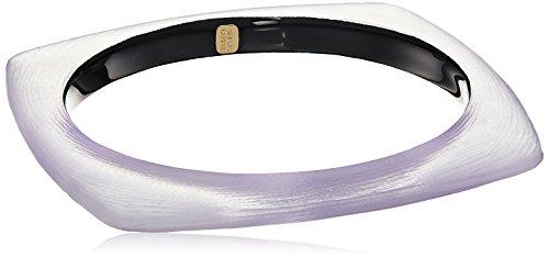 Alexis Bittar Cuff Bracelet - Alexis Bittar Soft Square Cuff Bracelet Bangle, Lilac, One Size