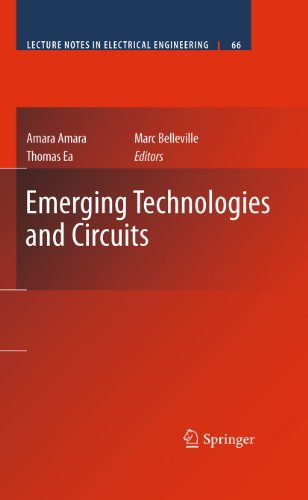 Download Emerging Technologies and Circuits: 66 (Lecture Notes in Electrical Engineering) Pdf