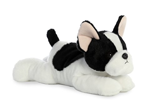 Aurora World Flopsie Plush French Bulldog Pup (Bulldog Stuffed Animal French)