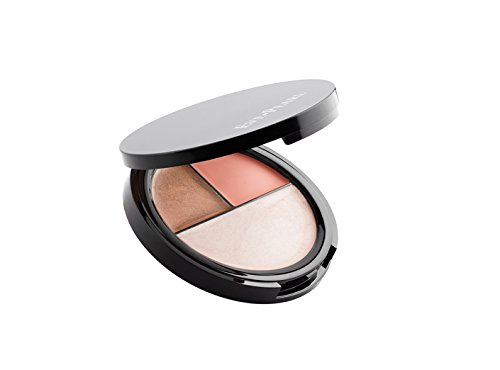 EVE PEARL Blush Bronzer And Illuminator Vitamin E Skincare For All Skin Types Everyday Long Lasting Makeup- Sun Kissed