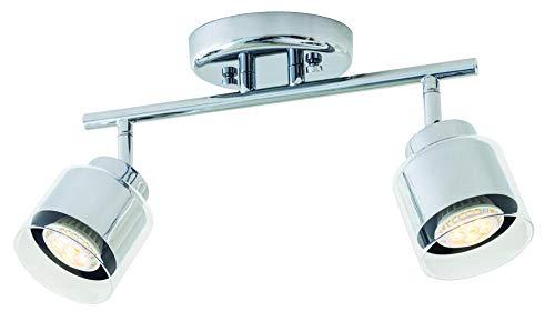 - DVI Lighting DVP17782CH-CL Harrier Track Light In Chrome