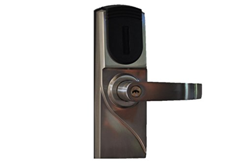 METechs - Keyless Electronic RFID Card Reader Door Lock MID300 Right Hand