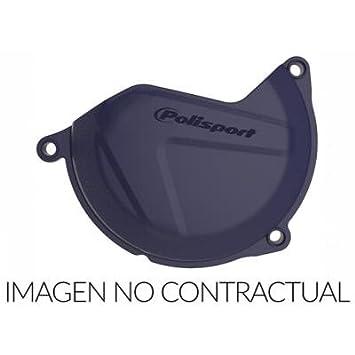 POLISPORT - 87110 : Protector tapa de embrague Polisport Husqvarna azul 8447800003: Amazon.es: Coche y moto