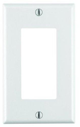1 Socket Residential Grade Decora-Style Faceplate