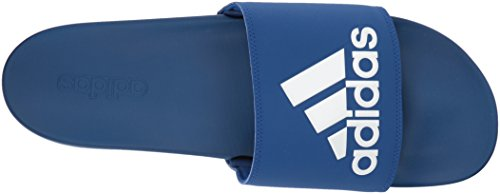 Adidas Man Adilette Cf + Logo Slide Sandal Kollegiala Royal / Kollegialt Royal / Vit