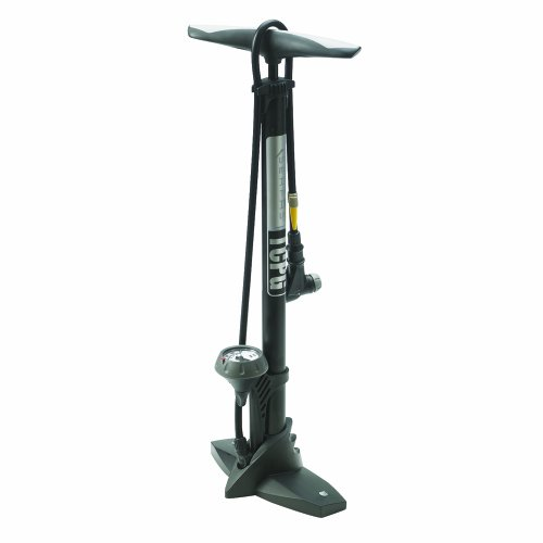 Serfas TCPG Bicycle Floor - Floor Pump Steel