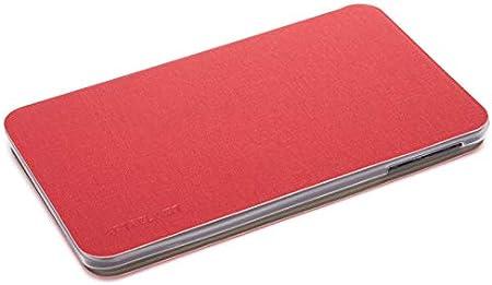 Folio Housse avec Multi Angles Etui Housse de Protection pour Winnovo T8 et Vankyo MatrixPad S8 YGoal Coque pour Vankyo MatrixPad S8 Rouge