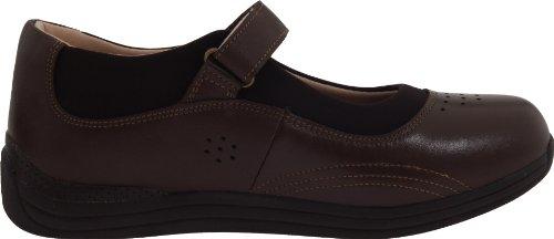 Shoe Mary Women's Combo Rose Drew Brown Sxpwaxq