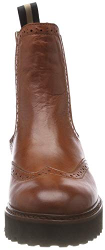 Chelsea Femme Marc Marron Cognac O'Polo 720 Boots 1qwn5qzOxa