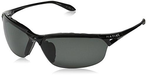 Native Eyewear Vigor Sun Glasses (Gray, - Sunglasses Amazon Native