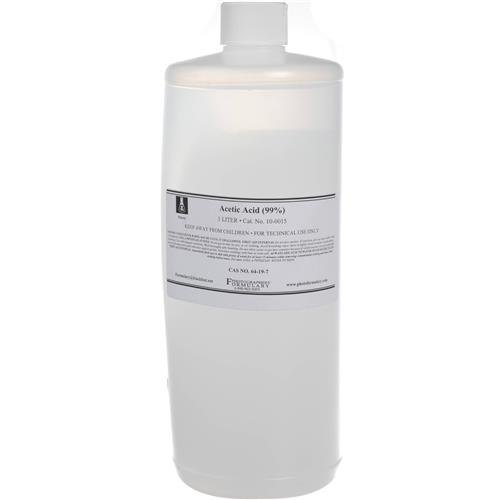 Photographers' Formulary 1L Glacial Acetic Acid, Hazmat