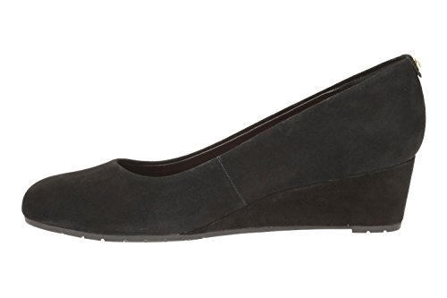 261201543 Clarks 02 Schwarz Schuhe Court TcXRw7