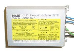 NAIS 70123 - M7012-27CK-5EU-F Metal Halide Ballast