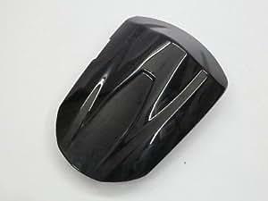 Motorcycle Gloss Black Rear Passenger Pillion Seat Cowl Hard ABS Motor Fairing Tail Cover for 2008-2009 Suzuki GSXR GSX-R 750 K8 08-09