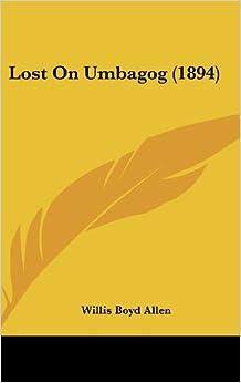 Lost on Umbagog (1894)
