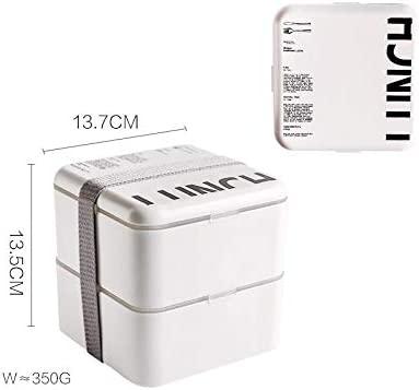 DFCYT Caja de Bento de microondas de Estilo japonés, loncheras ...