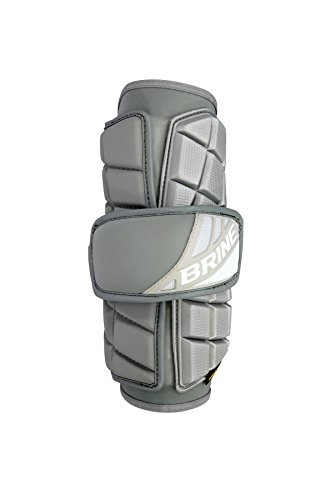Brine Clutch Elite Arm Pad, Medium, Grey (Elite Arm)