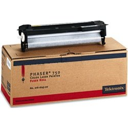 (Brand New Genuine Xerox / Tektronix 016-1843-00 Laser Toner Fuser Roll, Designed to Work for Phaser 750 by Xerox)