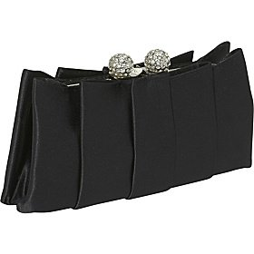 carlo-fellini-leah-clutch-black