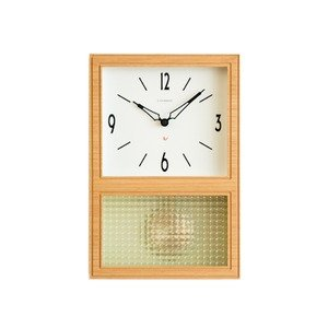 CHAMBRE PENDULUM CLOCK【OAK】 B07C942K33