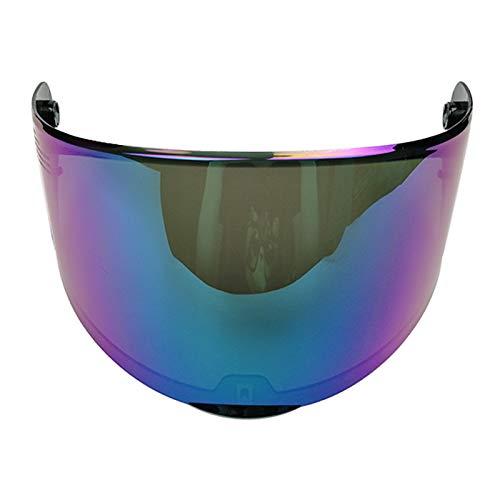 LS2 Visera para FF328 FF353 Rapid Crypt Graphic Full Face casco de motocicleta visera de repuesto casco cara Shield 4 colores