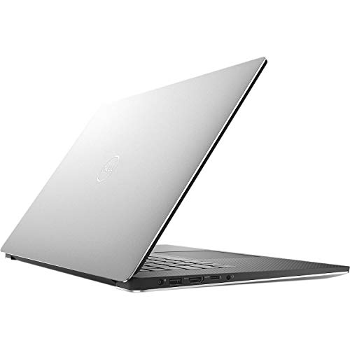 "Dell XPS 15 9570 15.6"" Touchscreen InfinityEdge 4K Ultra HD Laptop - 8th Gen Intel Core i7-8750H Processor up to 4.10 GHz, 32GB Memory, 2TB SSD, 4GB NVIDIA GeForce GTX 1050 Ti, Windows 10 Home, Silver"