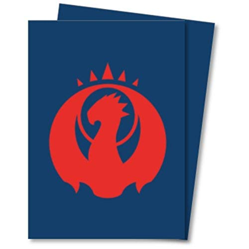 Ultra Pro Magic: The Gathering Guilds of Ravnica Izzet Deck Protector Sleeves (100 Count) ()