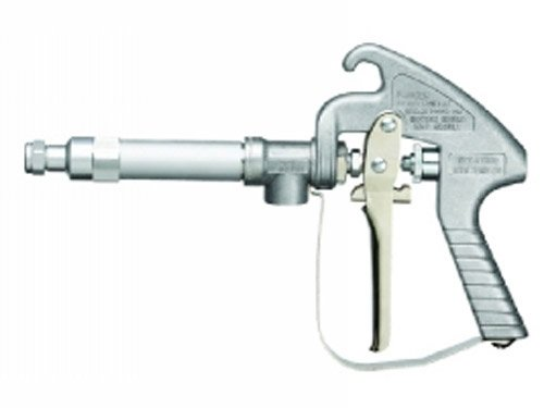 TeeJet AA43LA-6 Spray Gun, 1/2'' NPT or BSPT (F) inlet connections, 1/2'' NPT (F) outlet - Brass, 200 psi, 13 '' Length, Aluminum
