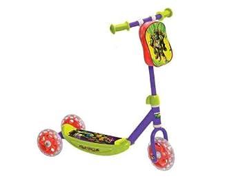 Tortugas Ninja - Mi Primer Patinete con 3 Ruedas (Mondo Toys 28119)