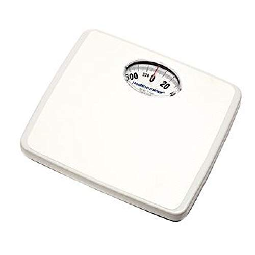Sammons Preston Platform Scale for Wheelchairs, Replacement Floor Scale for Weighing Wheelchair Users, Each Dial Display Scale has a Weight Capacity of 300 Pounds 300 Lb Dial Scale