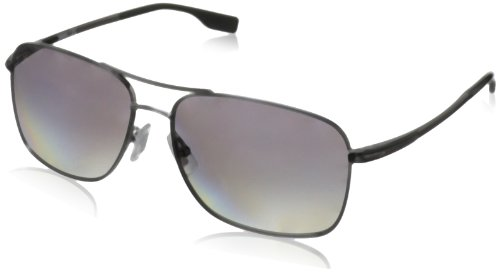 BOSS by Hugo Boss Men's B0581ps Polarized Rectangular...
