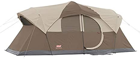 Coleman Weathermaster 7 person Screened