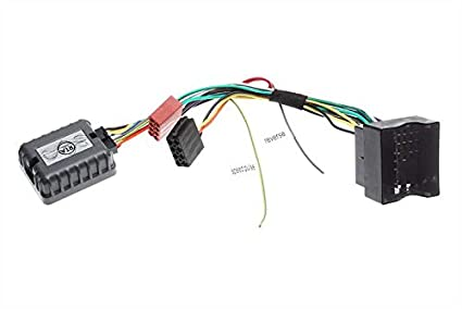 Astonishing Rta 032 525 0 Can Bus Adapter For Audi Vauxhall Amazon Co Uk Wiring Database Heeveyuccorg