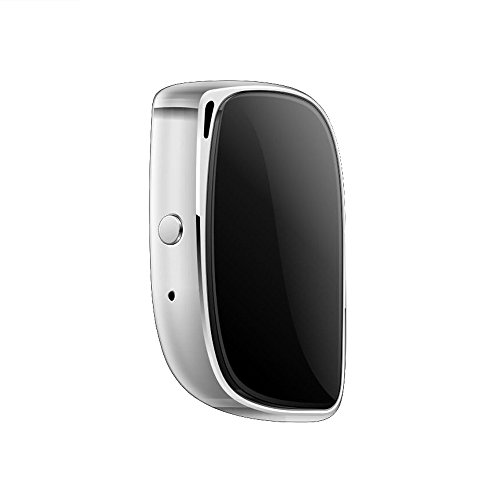 Romacci Mini GPS Tracker for Kids Persons Pets Vehicle GSM Real-Time Smart Tracker Finder for IOS & Android Anti-Lost SOS Communication