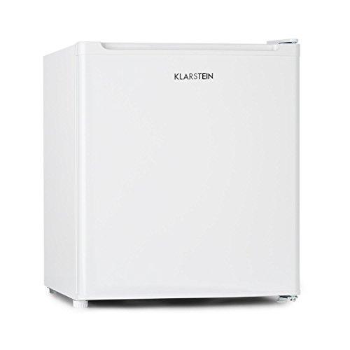Klarstein Garfield Eco – Mini Congelador 4 estrellas, Nevera 34 Litros capacidad, 117 kWh/año, 2 Niveles, Silencioso 41…