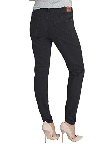Dickies Donna Jeans Rinsed Black