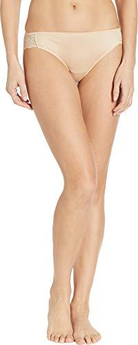 (Maidenform Women's Comfort Devotion Lace Back Tanga Latte Lift XX-Large)