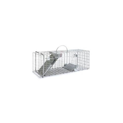 Little Giant Single Door Entry Live Animal Trap, 18-Inch