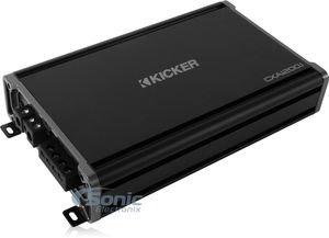 1200w Amp - Kicker CX1200.1 1200W Mono D Audio Amplifier