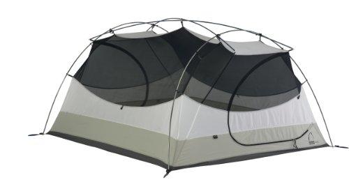 Sierra Designs Zia 3 Season 3-Person Backpacking Tent Package, Outdoor Stuffs