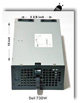 Dell - 730 Watt Redundant Power Supply for PowerEdge 2600 / PowerVault 770N. Mfr P/N: ()