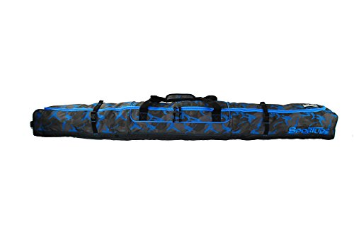 Sportube Traveler Ski Bag, Camo by Sportube