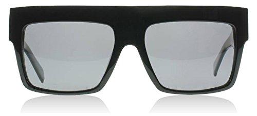 Celine 41756 807 Black ZZ Top Square Sunglasses Polarised Lens Category 3 Size by Celine