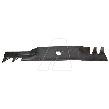 40 cm Profi-las cuchillas de picado para tractor cortacésped y césped tractores de longitud