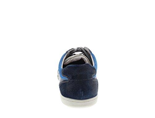 AUSTRALIAN Shoes - Sneaker PARKER - blue off white Blue Off White