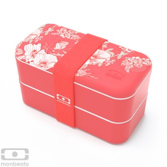 MB Original Floral - Die Bento-Box